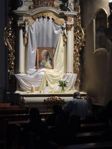 01.30.01.-1.02.2015-Nawiedzenie relikwii św.JP II,fot.s.Agata P (2)