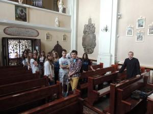 2015.06.12.-Warsztaty o baroku, kl. 2 e  LO w Ostrzeszowie