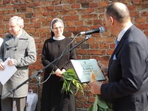 24.03.2015,Klasztor w Ostrzeszowie, otwarcie OKna życia,fot.s.B (4)
