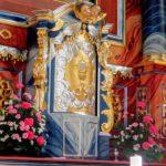 tabernaklum po konserwacji