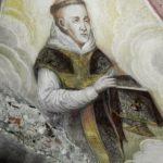 św. Jan z Dukli - stan przed konserwacją