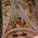 św. Marek Ewangelista - fresk po konserwacji