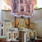 kościół po demontażu ołtarza