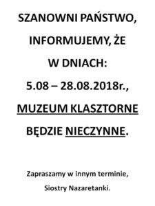 Inf. dot. Muzeum-www